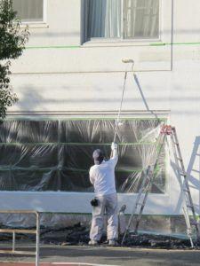 外壁塗装の施術の種類